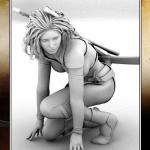DAZ3D超精细女性3D模型合辑 DAZ3D RUNE7 COMPLETE BUNDLE