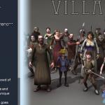 unity3d幻想部落中世纪村民模型Fantasy Horde - Villagers 1.5