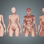 人体光影绘画视频教程 (MP4+PSD)
