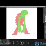 ryan lang-迪斯尼御用画师-手动2D渲染3D教程