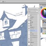 建筑写实上色方法。非常给力!
